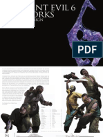 Resident Evil 6 Digital Artbook GER