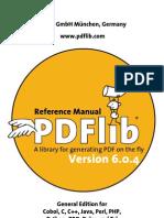 PDFlib Manual