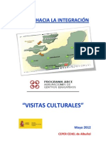 03.- Visita Guiada Granada.- Programa Arce