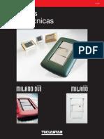 Fichas Tecnicas COMPLETAS Milano