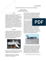 Aiaa2001-2039_mk 82 Ballute Retarder System Updated for Advanced Weapons Program