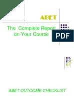 ABET Powerpoint