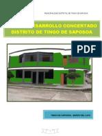 Plan 10307 Plan de Desarrollo Concertado 2010