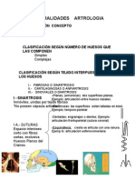 50153833 2 Generalidades de Artrologia Prof Carlos Verdu