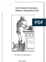 MANUAL Generalidades y Esquelto Axial