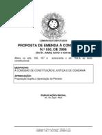 Avulso -PEC 550_2006
