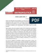 ANTROPOLITICA 37