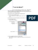 eZeMatte Instructions