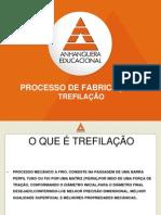 PROCESSO DE FABRICAÇÃO- TREFILAÇAO