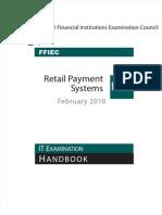 FFIEC_ITBooklet_RetailPaymentSystems
