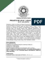 Avulso -PL 1625_2003
