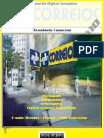 Apostila Correios Atendente Comercial 2010 Aprendizado Urbano