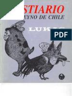 Bestiario Del Reino de Chile