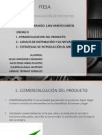 Comercializacion Del Producto