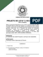 Avulso -PL 3160_2004