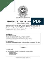 Avulso -PL 4376_2004