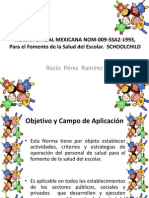 Norma Oficial Mexicana Nom 009 Ssa2 1993,