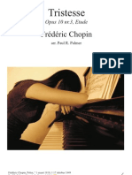 Chopin 10 3 Tristesse