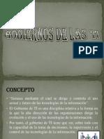 Gobiernos de Las Ti