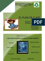 Plan Clase