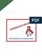 130894661 Cuento Caperucita Actividades Comprension2