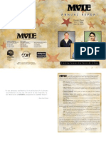 2007 MVLE Annual Report