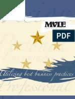 2010 MVLE Annual Report