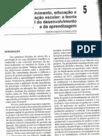 Texto digitaliz Desenvolvimento, Educação e educação escolar