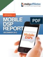 Mobile DSP Report