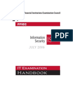 FFIEC ITBooklet Information Security