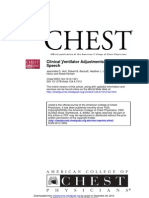 Clinical Ventilator Adjustments That Improve Speech1