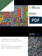 """Palestra """"Mobilidade Urbana e Meio Ambiente"""