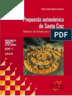 Barrios Suvelza Propuesta-Autonomica-santacruz 2005
