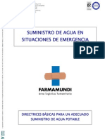 Manual Agua Emergencias