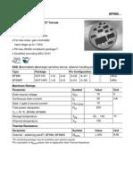 BF998 Data Sheets