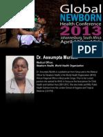 Dr. Assumpta Muriithi