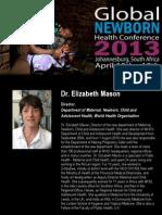 Dr. Elizabeth Mason