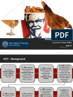 16March2013_KFC in India_Ethical Issues_Arun Trikha