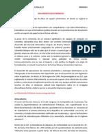DOCUMENTOS ELECTRÓNICOS Unidad III