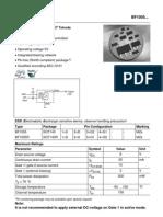 BF1005 Data Sheets