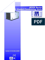 Air Cooled Condensing Units Catalogue