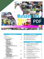 2011 Annual Accomplishment Report - Malabon