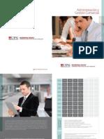 Brochure Administracion Gestion Comercial