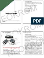 Manual MP5 Slider Espaol