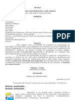 ARTIGO LUDICIDADE NA MATEMÁTICA INFANTIL - HELENIO