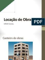 Aula 01 - Locação de Obras - Sérgio