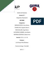 Diagnóstico Empresarial - Avance 1.1