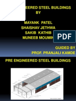 PEB Structures