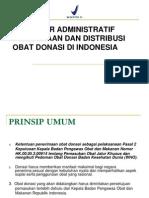 Prosedur Obat Donasi