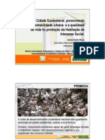 2013 03 Apres Junia Cidades Sustentaveis